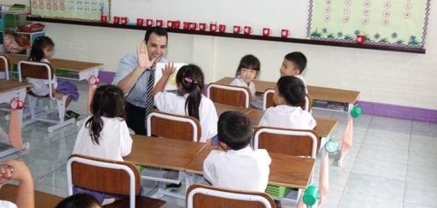 Teaching Preparation for School