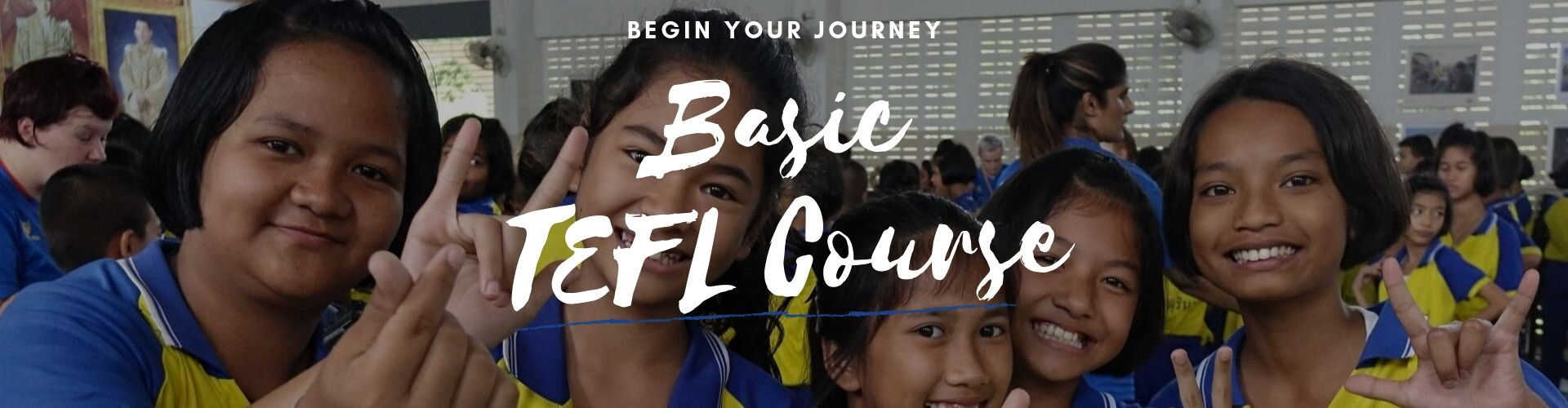 Basic TEFL Course