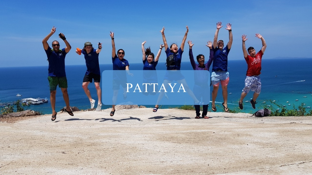 Pattaya TEFL Course - Entrust